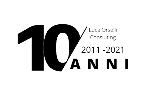 Luca Orselli Consulting compie 10 anni