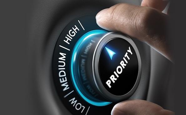 Come assegnare le priorità, in un processo di project management gestito nel framework Scrum?